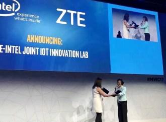 ZTE firmó un acuerdo de cooperación con Intel para la innovación IoT