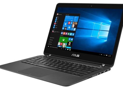 ASUS ZenBook Flip UX360UA ya está disponible en México