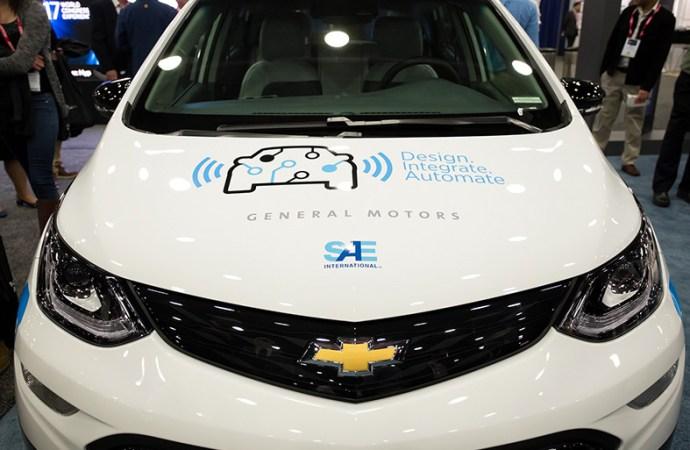 General Motors y SAE International lanzaron el AutoDrive Challenge