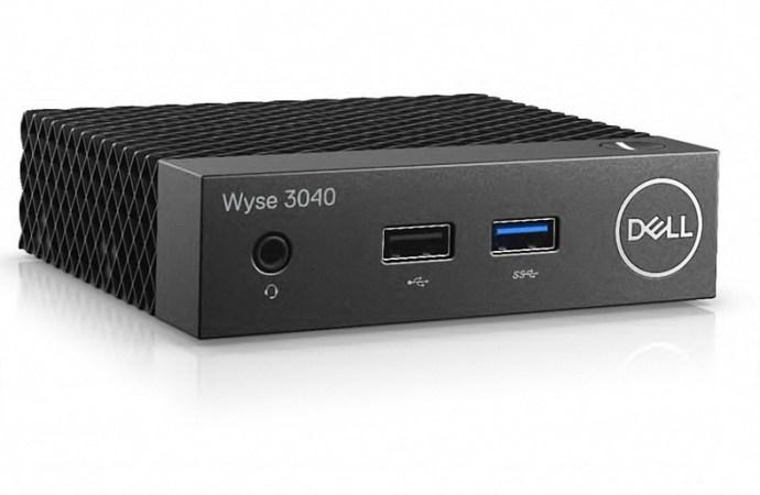 Dell presentó Wyse 3040