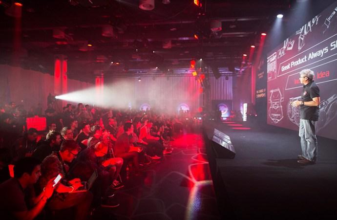 ASUS Republic of Gamers lanzó el proyecto Dream Machine