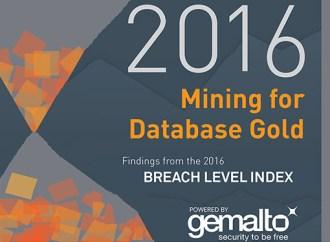 Gemalto publicó los resultados del Breach Level Index 2016