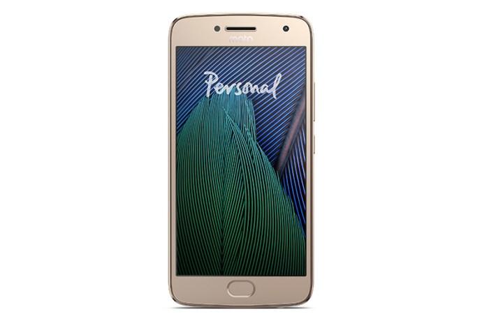 Personal presentó el nuevo smartphone Moto G5 Plus en Argentina