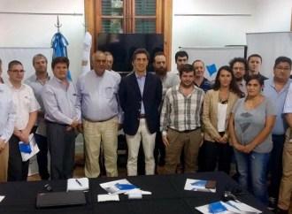 Encuentro en Entre Ríos para el encendido de la red federal de fibra óptica