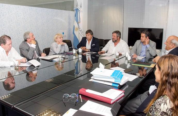 Nueva reunión del directorio de Enacom
