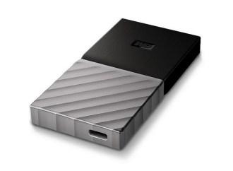 Western Digital presenta su primer SSD portátil