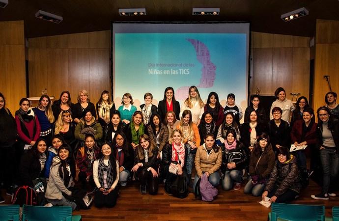 Argentina celebró el Día Internacional de las Chicas en las TICs