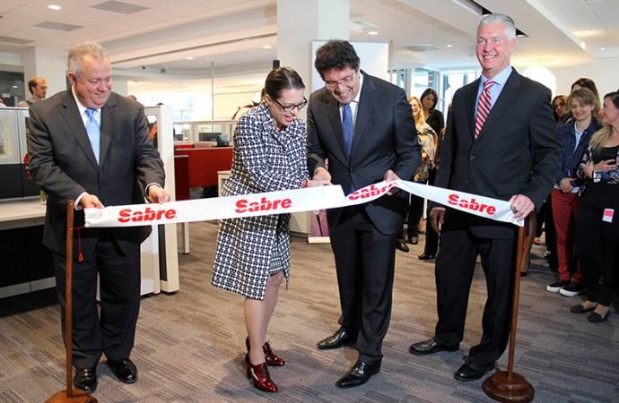 Sabre inauguró en Uruguay un centro operativo de negocios y proyectos tecnológicos