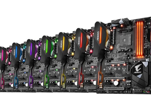 Llegaron los motherboards AORUS de GIGABYTE para AM4