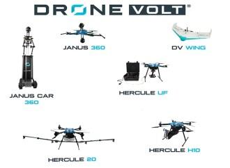 Drone Voltllega a México con un portafolio de soluciones innovadoras