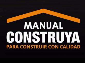 """Grupo Construya lanzó novedosa """"app del Manual Construya"""""""
