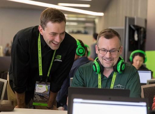 NVIDIA capacitará a 100.000 desarrolladores sobre aprendizaje profundo en el 2017