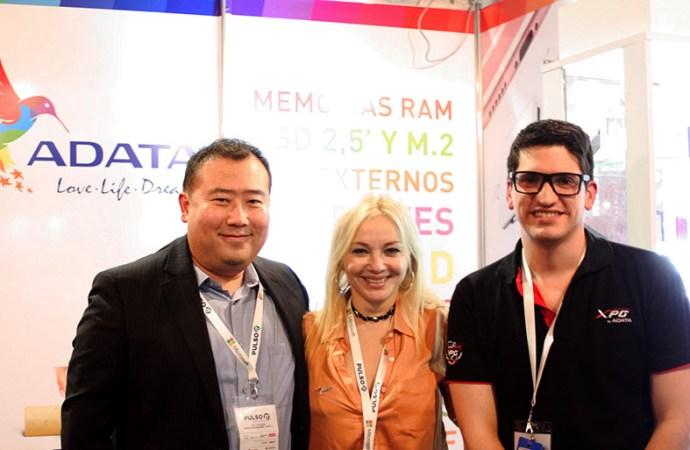 ADATA presentó memorias, SSDs y nuevas soluciones en Argentina