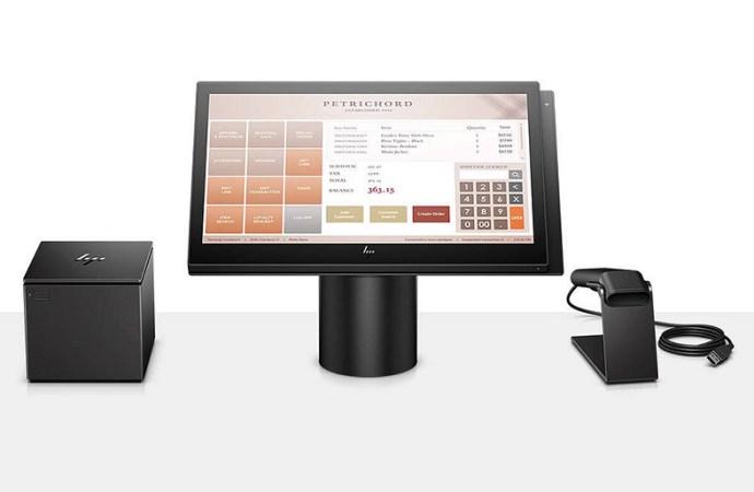 HP Inc. presentó un nuevo sistema para punto de venta