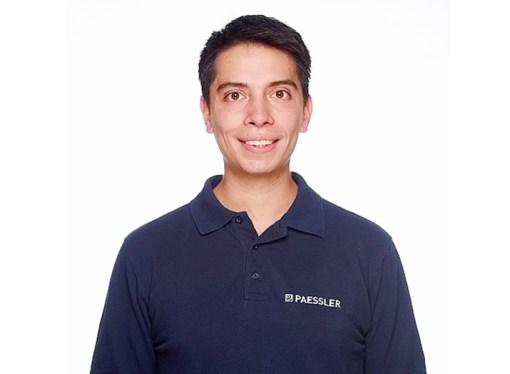 David Montoya fue nombrado director Regional de Paessler América