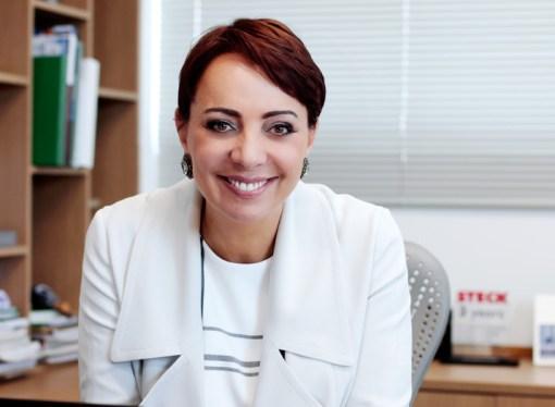 Tania Cosentino, pionera en metas de desarrollo sustentable de 2017