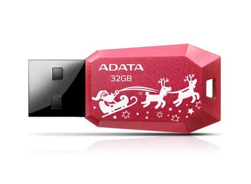 ADATA lanzó la edición especial de la unidad flash USBUV100F
