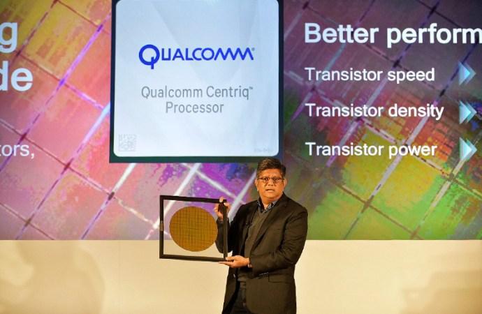 Qualcomm Datacenter Technologies anunció el envío comercial de Qualcomm Centriq 2400