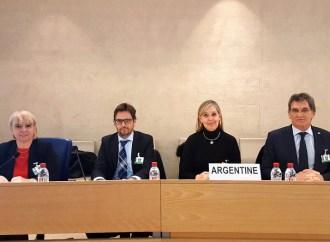 Argentina presentó avances ante la OCDE y la ONU