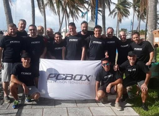 Grupo Núcleo,Intel, Lenovo y PCBOXcapacitaron al canal en Miami
