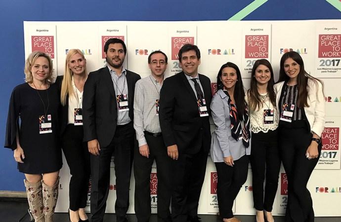 Unitech, entre las mejores empresas para trabajar en Argentina en 2017