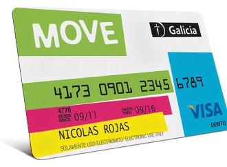 Banco Galicia presenta Galicia MOVE