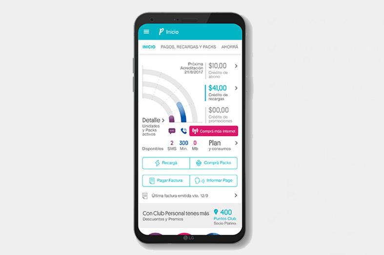 """Personal renovó la aplicación móvil """"Mi Cuenta"""" - ebizLatam.com"""