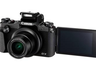 Canon presentó la PowerShot G1X Mark III