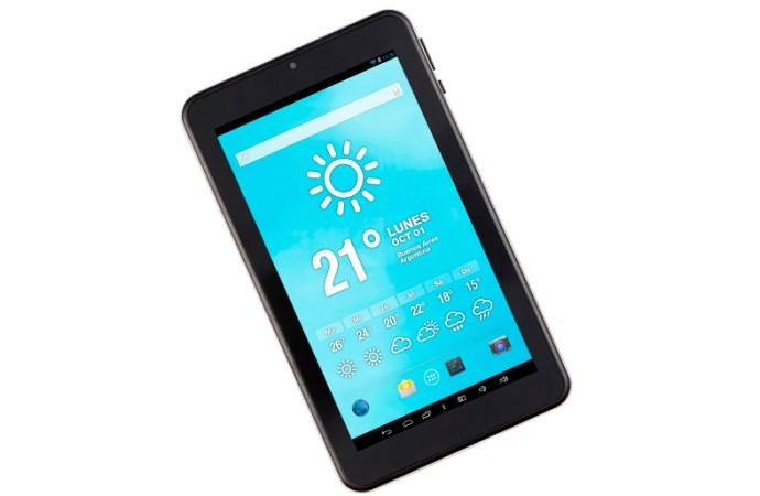 Nueva tablet Banghó Aero 7 Slim