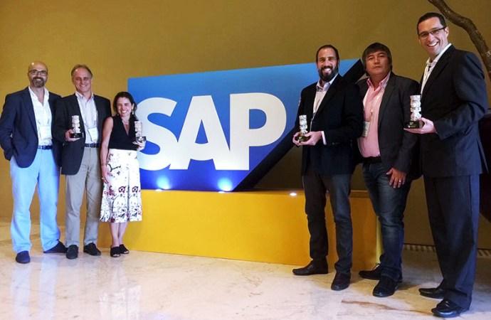 SAP reconoció a Seidor en 4 categorías en la última edición de la Partner Leadership Summit