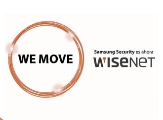 Wisenet sustituye a la marca Samsung Wisenet
