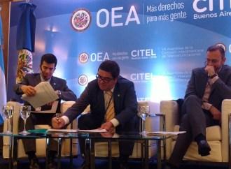 ISOC y la OEA firman acuerdo para acercar internet a zonas rurales de América