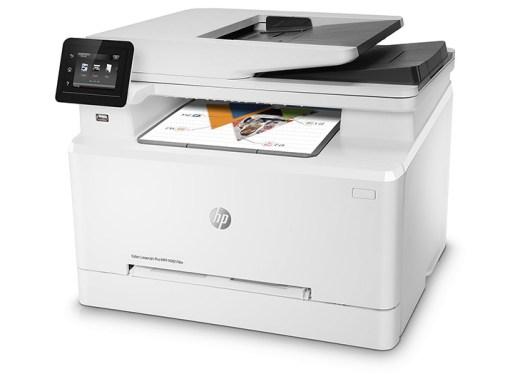 HP presentó la impresora láser más pequeña de su clase en el mundo