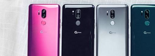 LG presentó las características diferenciales del G7 THINQ