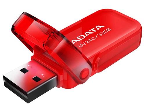 ADATA presentó la unidad Flash USB UV240