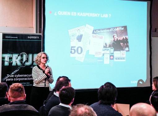 Kaspersky Lab llegó a Córdoba de la mano de CEDI