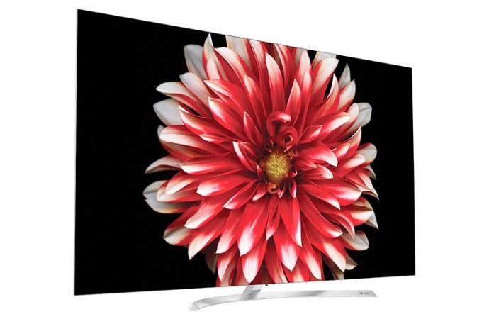 LG presentó pantallas OLED con definición UHD 4K