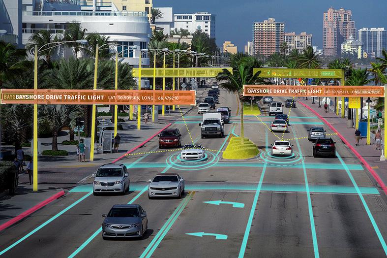 LG brinda tecnología y seguridad al volante