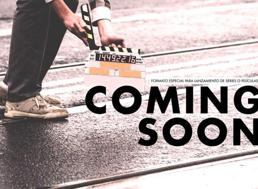 'Coming Soon', un formato interactivo ideal parael lanzamiento de series y películas