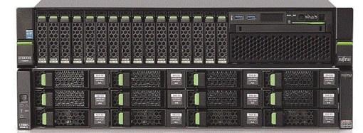 Fujitsu ETERNUS CS800 ofrece un dispositivo de respaldo fácil de usar para PyMEs