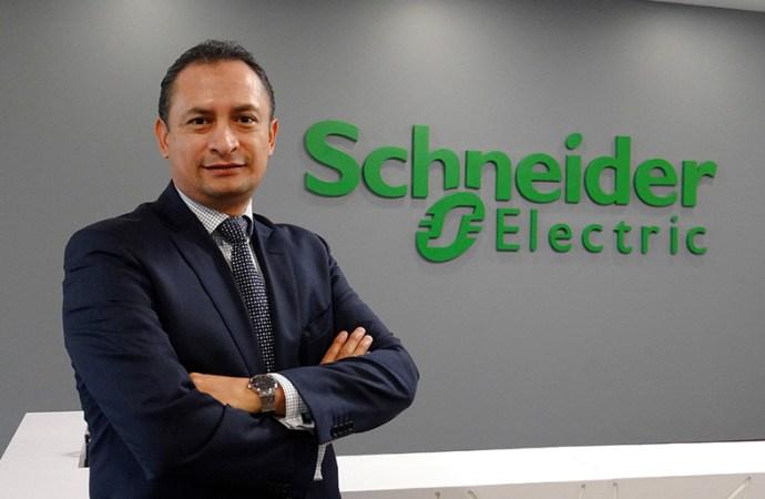 Gustavo Jaramillo, nuevo director de Industria en Schneider Electric Chile