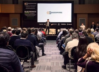 "Gran convocatoria en la primer edición de ""Blockchain World Congress"""