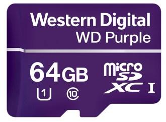 Western Digital presentó Digital Purple microSD en Chile