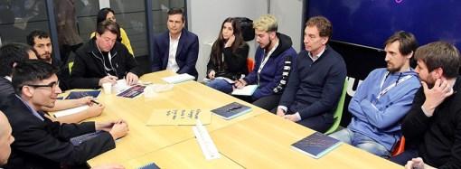 Turner apoya el emprendimiento innovador junto al GCBA