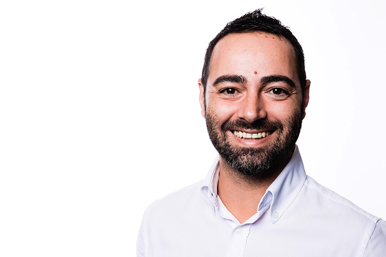 Guillermo Úbeda, Field & Channel Marketing manager para Iberia y LATAM de Netskope