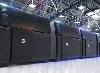 HP lanzó tecnología de impresión 3D de metal para producción en masa