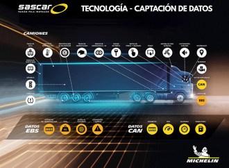 Michelin Flotas Conectadas llegó a la Argentina