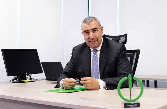 Schneider Electric Chile nombró a Thierry Chamayou como Country President