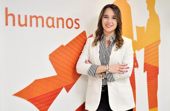 Alejandra Castro, gerente Regional de RR. HH. para Xerox América Latina