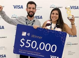 Visa's Everywhere Initiative anunció a Culqi como ganador regional